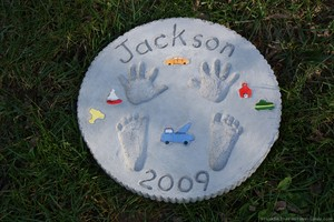 Precious Prints – A Fun & Easy Way To Preserve Your Child's Hand Prints And Foot Prints
