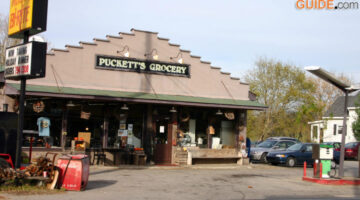 Puckett's Grocery In Leipers Fork, Franklin & Nashville: Good Food And Great Music!