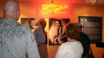Good Things About The Country Music Hall of Fame & The RCA Studio B Tour