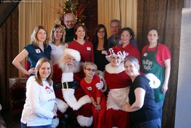 Pictures With Santa In Franklin, TN – Try A Private Gathering Photo Studio