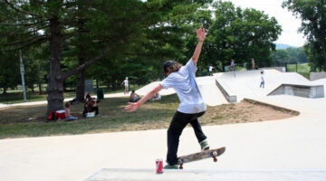 UPDATE: More Franklin Skateboarding Park Photos