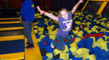 Sky High Sports Nashville: The Best Indoor Trampoline Park… For All Ages!