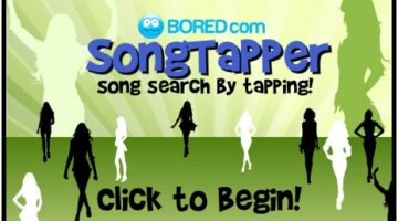 Use Songtapper To Find The Name Of A Song