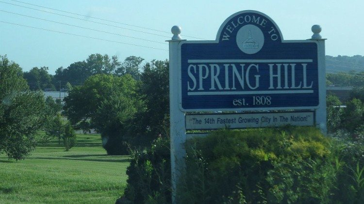 Reasons To Choose Spring Hill TN (Just South Of Franklin) As A Place To Live Near Nashville