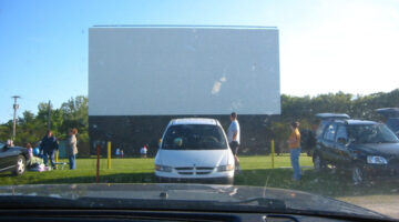 Tennessee Drive-In Movie Theaters