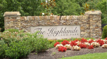 The Highlands At Ladd Park: A New Neighborhood In South Franklin