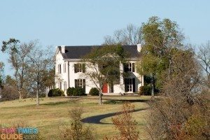 Faith Hill and Tim McGraw's mansion