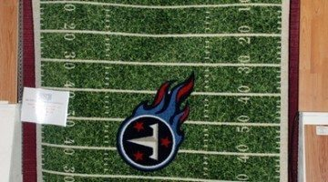 Tennessee Titans Rug