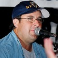 Vince Gill up close and personal at the Bluebird Cafe in Nashville, Tennessee.