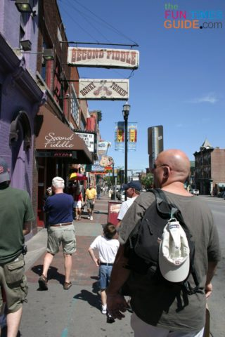 fun things to do in nashville tennessee