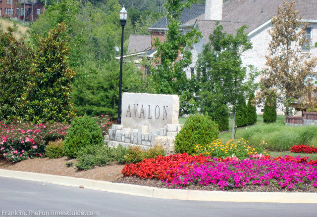 Avalon A Franklin Neighborhood That S Medieval With A
