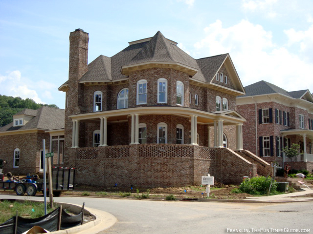 Westhaven franklin tennessee 39 s haven of rest and for West tn home builders
