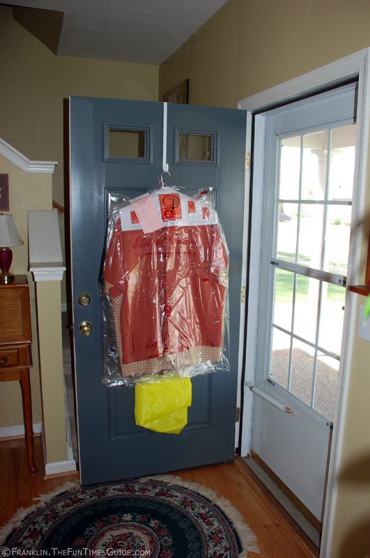 Dry Cleaning To Your Door In Franklin Why We Love Clean