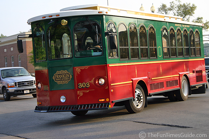 Franklin Trolley