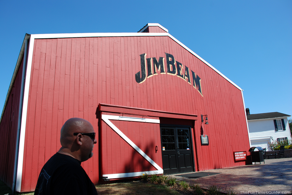 Jim Beam Tour Nashville