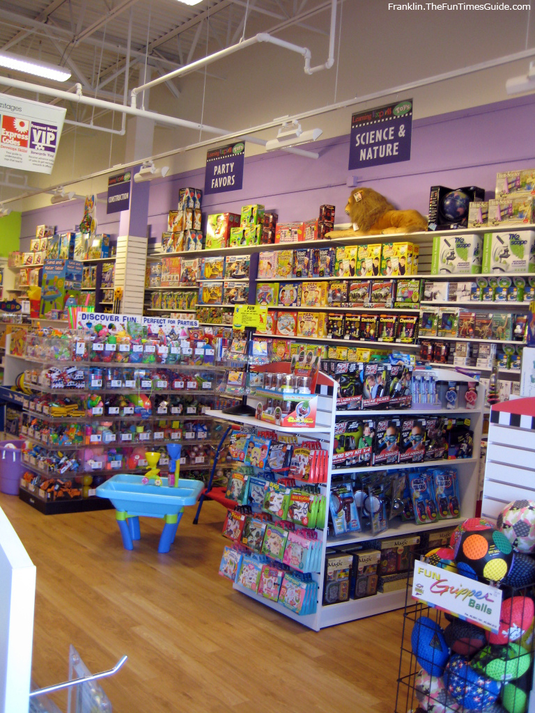 Learning Express Toy Store In Cool Springs The Franklin