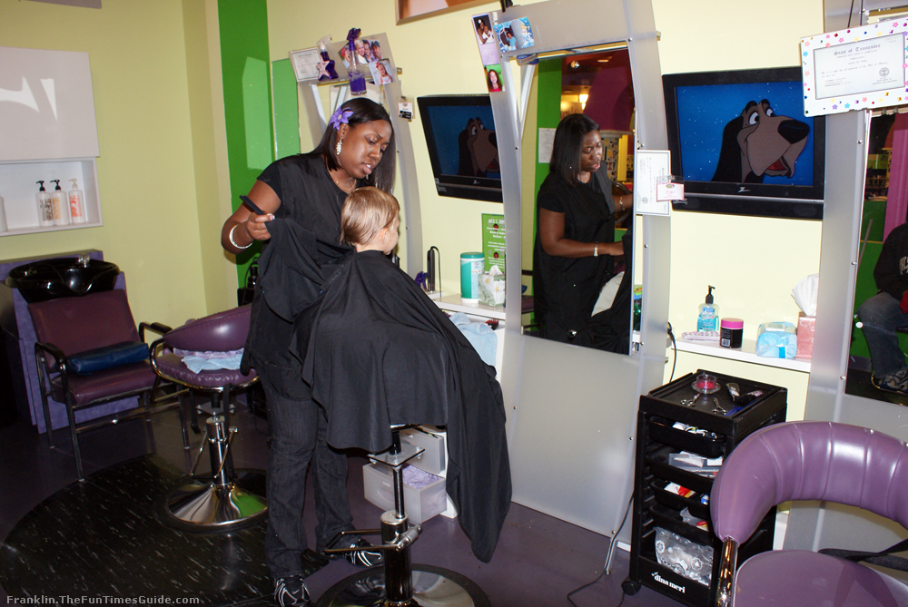 Kids Need A Haircut We Like Sweet Sassy Salon For Kids In Cool Springs The Franklin Nashville Tn Guide