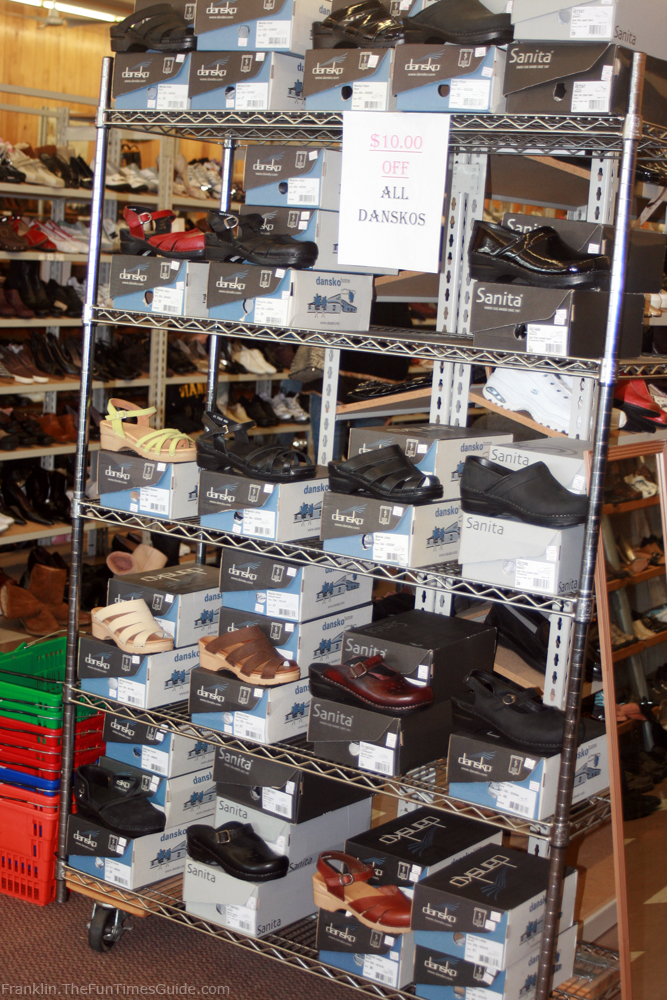 Used Shoe Store In Franklin Tn