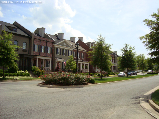 Westhaven Franklin Tennessee S Haven Of Rest And